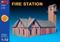 Пожарная часть. 72032 MiniArt 1:72