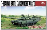 Т-90А основной боевой танк. UA72001 Modelcollect 1:72