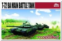Т-72БА основной боевой танк. UA72015 Modelcollect 1:72
