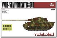 Е-75 проект тяжелого танка. UA72017 Modelcollect 1:72