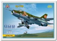 Су-17М истребитель-бомбардировщик. 72011 Modelsvit 1:72