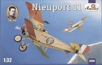Nieuport 11 Италия. 3204 Amodel 1:32