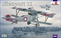 Nieuport 11 Россия. 3203 Amodel 1:32