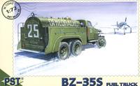 Топливозаправщик БЗ-35С. Масштаб 1/72