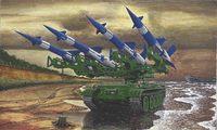 Самоходный ЗРК Нева-С
