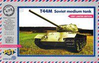 Средний танк Т-44М (эпоксидная башня). Масштаб 1/72