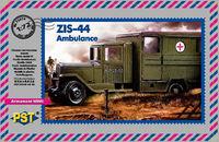 ЗиС-44 санитарная машина. 72074 PST 1:72