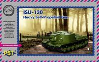 ИСУ-130 опытный истребитель танков. 72073 PST 1:72