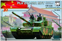 Тип-99А ОБТ НОАК (ZTZ-99A) . PH35018 Panda 1:35