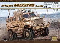 M1235 A1 MaxxPro Dash DXM бронемашина 4х4 с противоминной защитой (MRAP). 35032 Panda 1:35