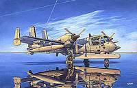 Grumman OV-1D Mohawk. 413 Roden 1:48