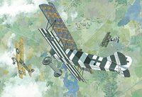 Fokker D.VII ранний пр-ва Fokker. 415 Roden 1:48