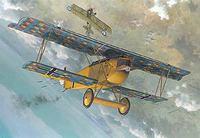 Fokker D.VII поздний пр-ва Fokker. 417 Roden 1:48