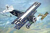 Fokker D.VII срединный пр-ва OAW. 418 Roden 1:48