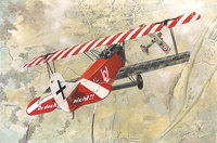 Fokker D.VII ранний пр-ва OAW. 420 Roden 1:48