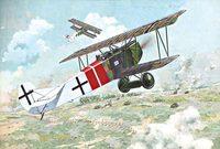 Fokker D.VII. 424 Roden 1:48