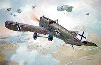 Junkers D.I ранний. 433 Roden 1:48