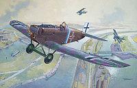 Junkers D.I с коротким фюзеляжем. 434 Roden 1:48