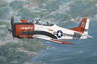 North American T-28B Trojan. 441 Roden 1:48
