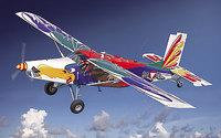 Pilatus PC-6 B1/H2 Turbo-Porter Der Bunte Fredi. 444 Roden 1:48