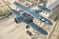 Beechcraft GB-2 (Traveller Mk. II). 447 Roden 1:48