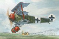 Fokker Dr.I. 601 Roden 1:32