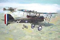 RAF S.E.5a с мотором Hispano Suiza. 602 Roden 1:32