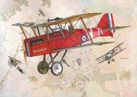 RAF S.E.5A с мотором Wolseley Viper. 607 Roden 1:32