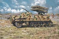 Sd.Kfz.4/1 Panzerwerfer 42 (поздний). 714 Roden 1:72