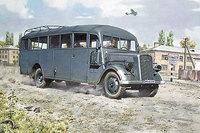 Opel Blitz typ 3.6-47 W39 Ludewig. 720 Roden 1:72