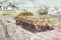 Sd.Kfz.4 Munitionskraftwagen fur Nebelwerfer. 722 Roden 1:72