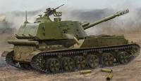 2С3 «Акация» 152-мм дивизионная самоходная гаубица. 05567 Trumpeter 1:35