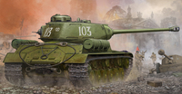 ИС-2 тяжелый танк. 05588 Trumpeter 1:35