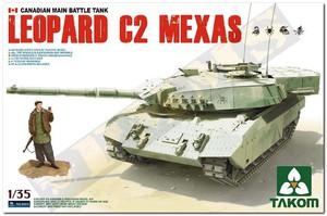 Leopard C2 MEXAS ОБТ - 2003 Takom 1:35
