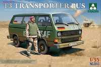 T3 Transporter Bus. 2013 Takom 1:35