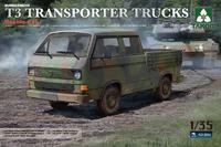 T3 Transporter Truck. 2014 Takom 1:35