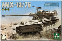 АМХ-13-75 легкий танк АОИ (AMX-13 mle 51 FL11). 2036 Takom 1:35