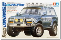 Toyota Land Cruiser 80 Sport. 24122 Tamiya 1:24