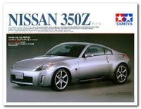 Nissan 350Z. 24254 Tamiya 1:24