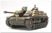 StuG III Ausf. G штурмовое орудие финской армии. 35310 Tamiya 1:35
