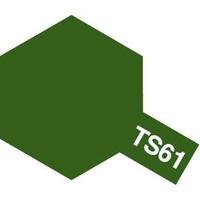 TS-61 NATO Green краска-спрей 100мл. 85061 Tamiya