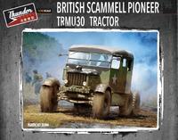 Scammell Pioneer TRMU30 Tractor тягач. 35204 Thundermodel 1:35