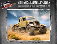 Scammell Pioneer TRMU30:TRCU30 танковый транспортер. 35200 Thundermodel 1:35