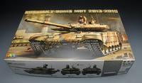 Т-90МС 2013-2015 основной танк. 4610 Tiger Model 1:35