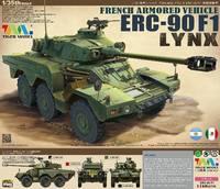 ERC-90F1 Lynx колесная БРМ. 4632 Tiger Model 1:35