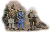 Афганские Моджахеды. 00436 Trumpeter 1:35