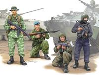 Российский спецназ. 00437 Trumpeter 1:35