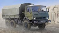 K-4310 армейский грузовик. 01034 Trumpeter 1:35