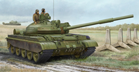 Т-62 БДД образца 1984 - 01553 Trumpeter 1-35