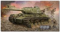 КВ-85 тяжелый танк. 01569 Trumpeter 1:35